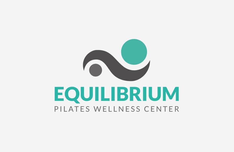 Imagen corporativa para Pilates Equilibrium