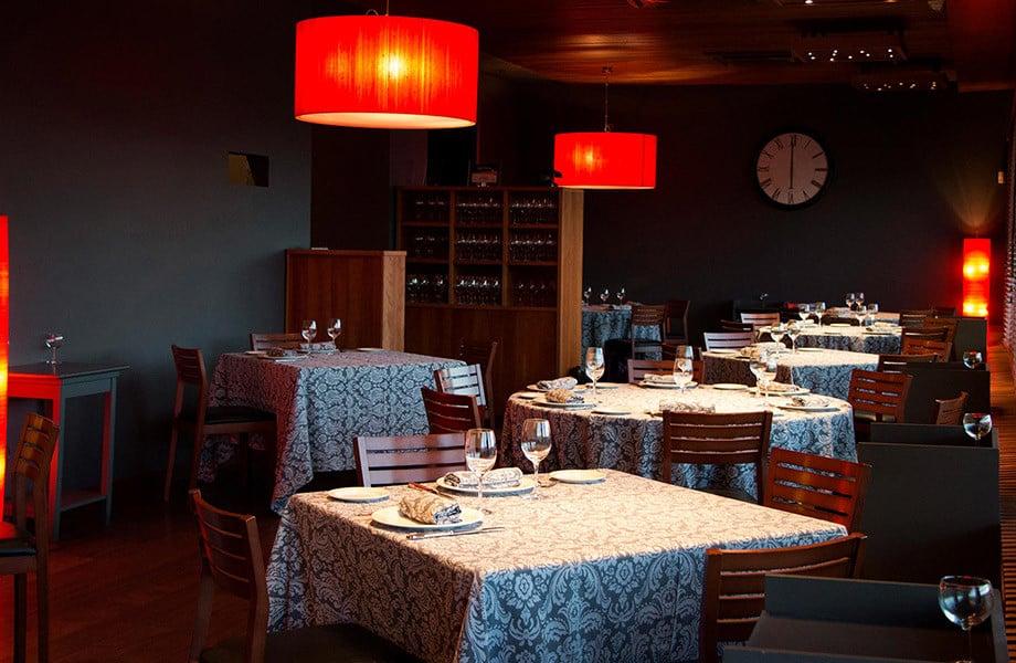 Página web para Restaurante El Almacén