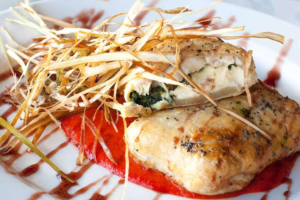 Fotografía gastronómica para Restaurante El Lienzo