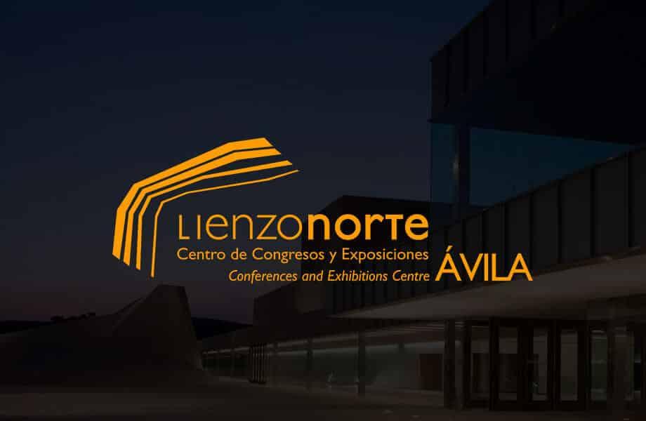 Página web para Palacio de Congresos Lienzo Norte