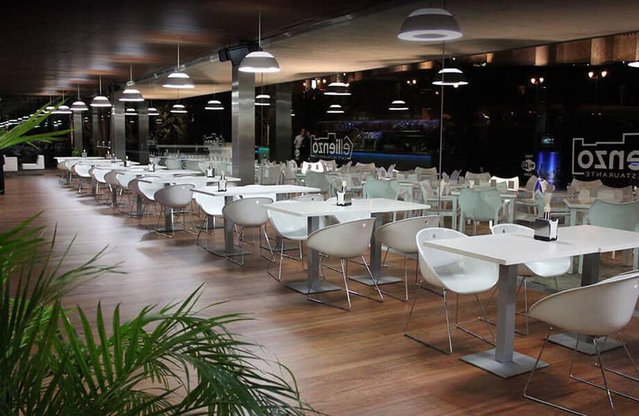 Página web para Restaurante El Lienzo