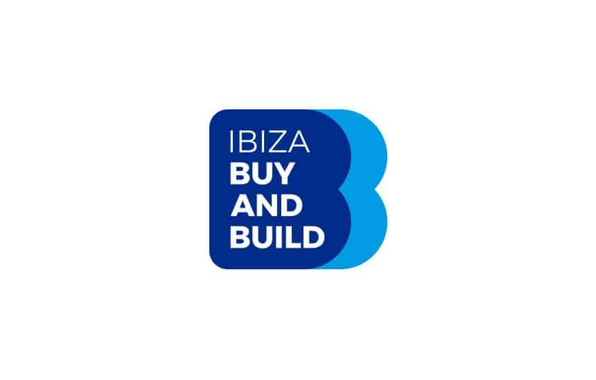 Identidad corporativa para la empresa Ibiza Buy & Build.