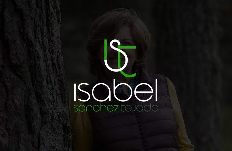 Página web para Isabel Sánchez Tejado en Gredos - ZIDDEA