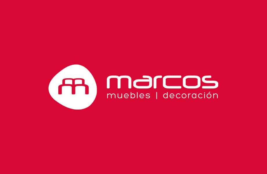 Logotipo para Muebles Marcos en Ávila