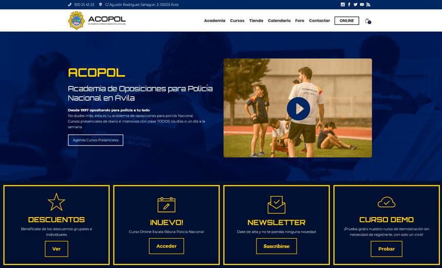 Academia de Policia Nacional Acopol