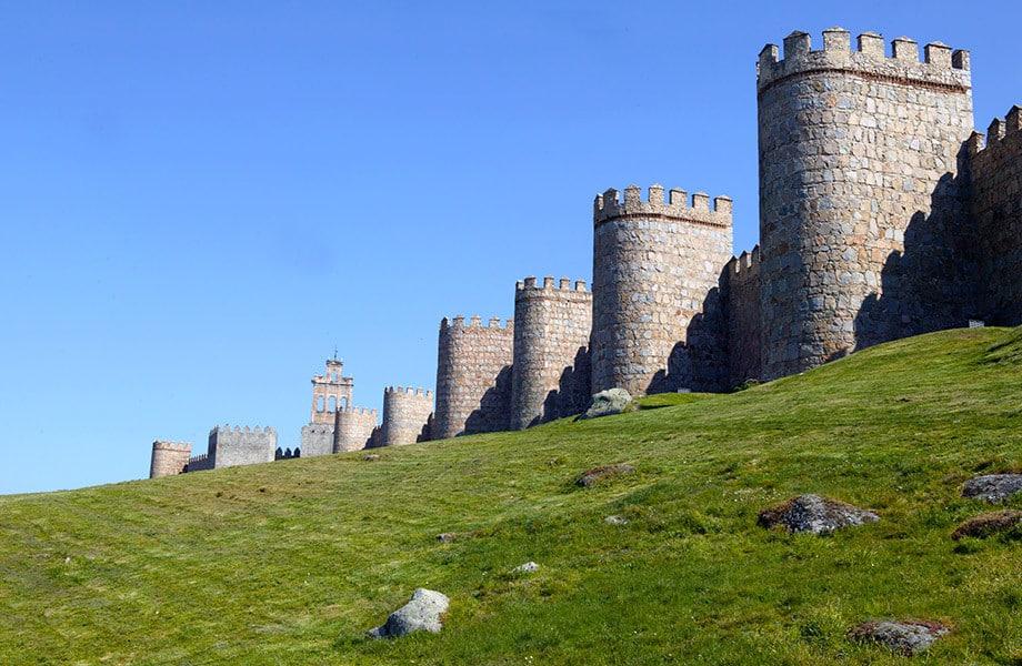 Página web Oficial de la Muralla de Ávila